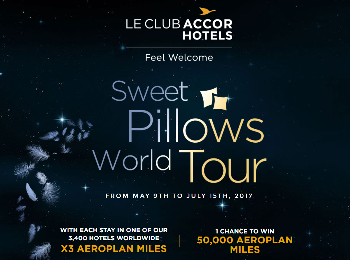 Le Club Accorhotels Air Canada Triple Aeroplan Miles May 9 July 15 2017 Book June 30 Loyaltylobby