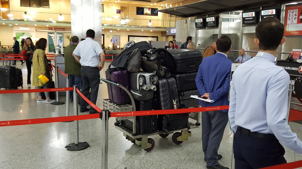 Turkish Airlines Checked Luggage Allowance From Weight To ...