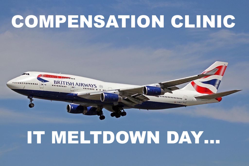 Compensation Clinic: 5000 Avios For Not Being Able To Buy British ...