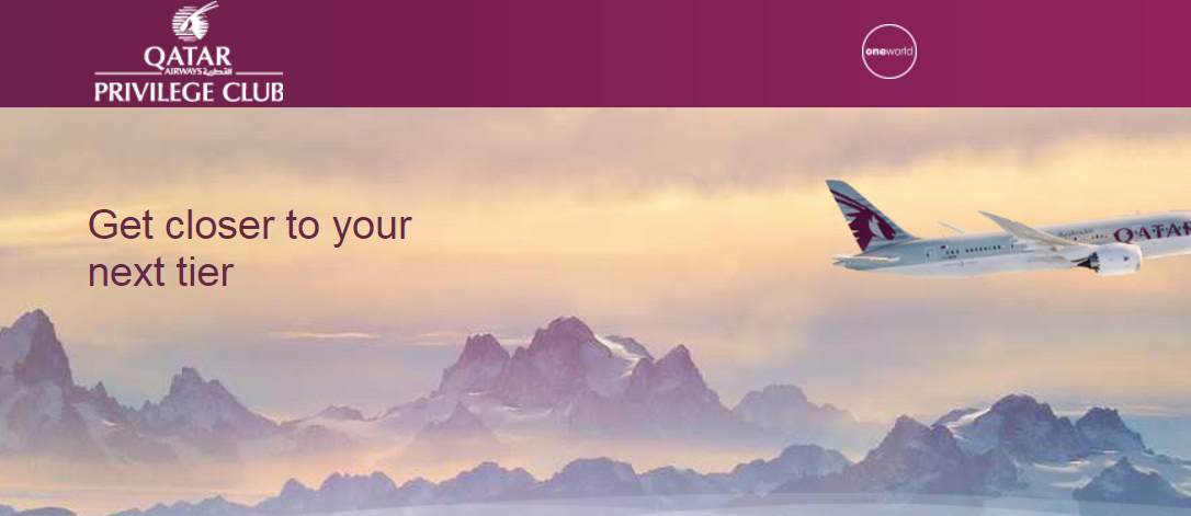Qatar Airways Privileges Club Targeted Up To 200% Qpoints ...
