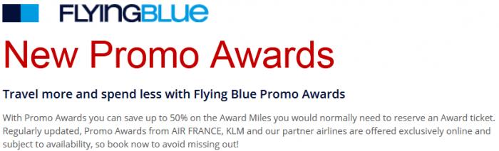 air france klm flying blue july promo awards for september 1 october 31 2017 loyaltylobby. Black Bedroom Furniture Sets. Home Design Ideas