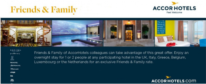 Jan 08,  · The Friends and Family rate is intended to be offered to travellers who are