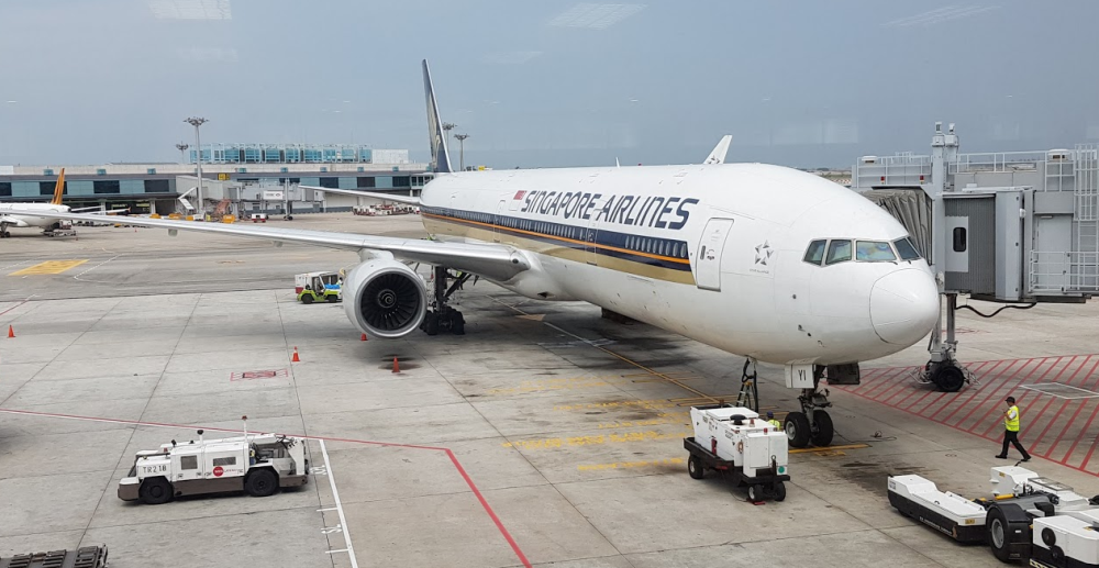 Reader Question: No Miles&Smiles Credit For TK Coded Singapore ...
