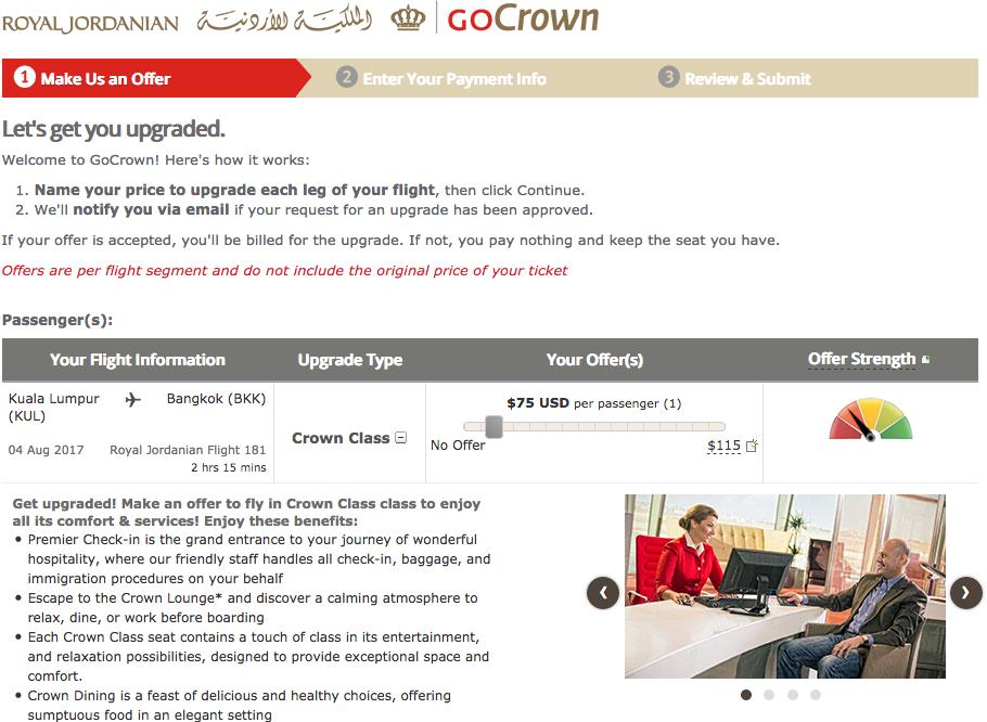 online checkin royal jordanian