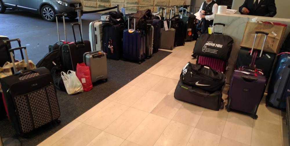 Reader Question: Hotel Lost Bag That Was Left For Storage ...