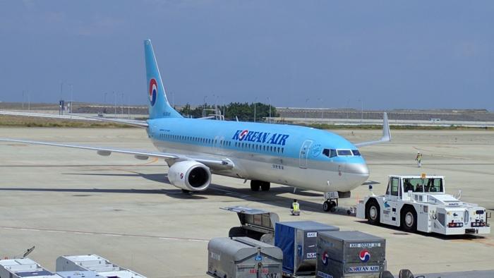 Korean Air Pilot Strike October 1 – 7, 2017