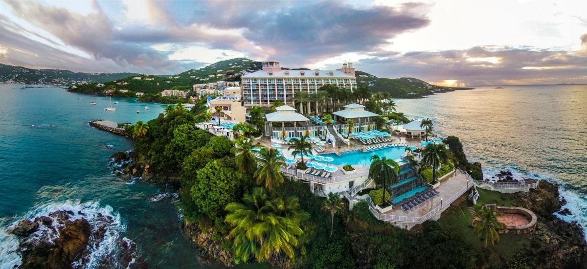 Contact Marriots St Thomas Virgin Islands Marriott S Frenchman S Cove