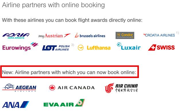 Lufthansa ticket search