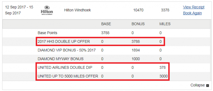 Reader Question Hilton Honors Double Dip – Earning Both Hilton Honors Points And Airline Miles