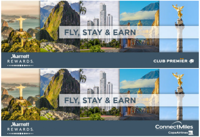 Copa ConnectMiles & AeroMexico Club Premier Up To 2,000 Bonus Miles Per Stay Caribbean & Latin America October 15 – January 15, 2018