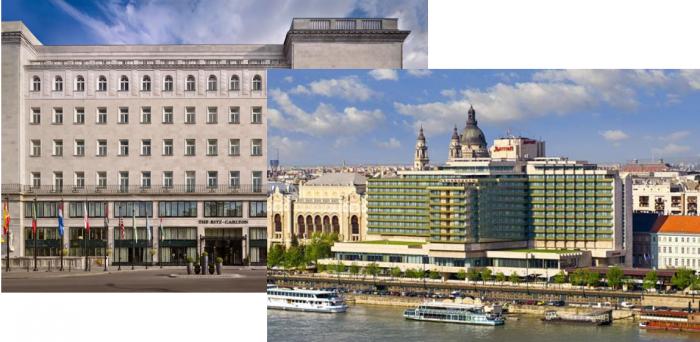 "Marriott's ""Look No Further"" Best Price Guarantee Cases Marriott & Ritz Carlton Budapest"