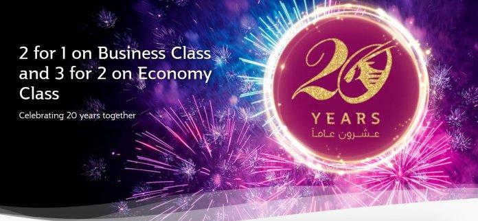 Best Business Class Deals ex-Europe on Qatar Airways 20th ...