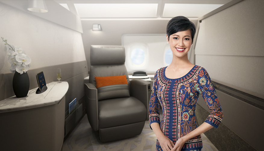 Singapore airlines unveils new a380 interior design for Product design singapore