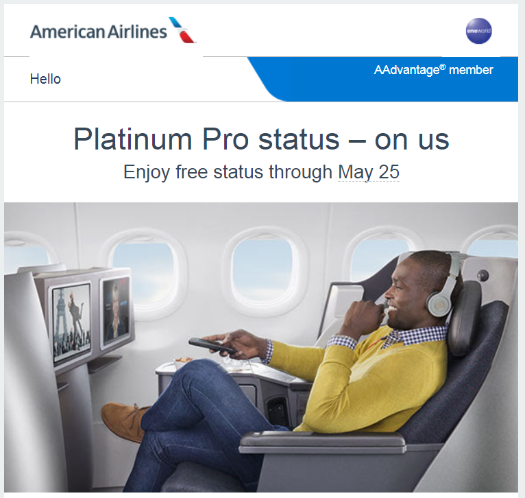 American airlines coupons 2019