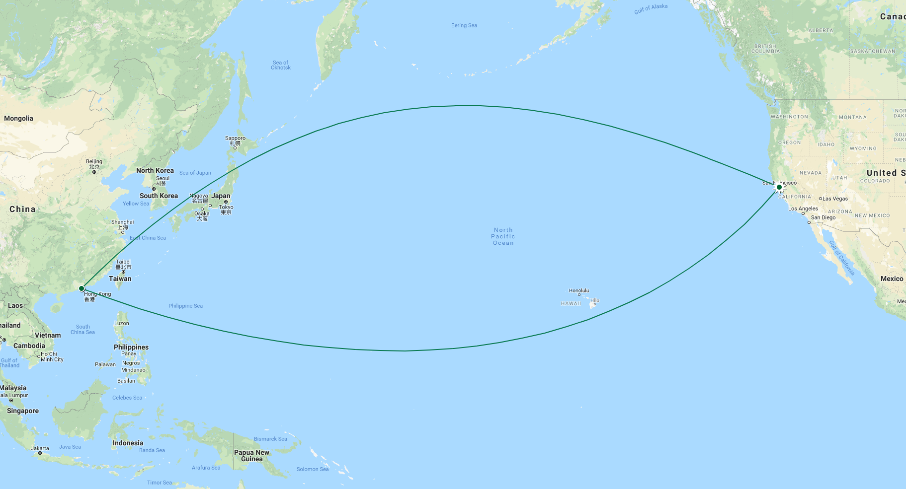 Airfare Of The Day Singapore Airlines Premium Economy San Francisco Ca Sfo Usa To Hong Kong Sar Hkg Prc From 997 Round Trip