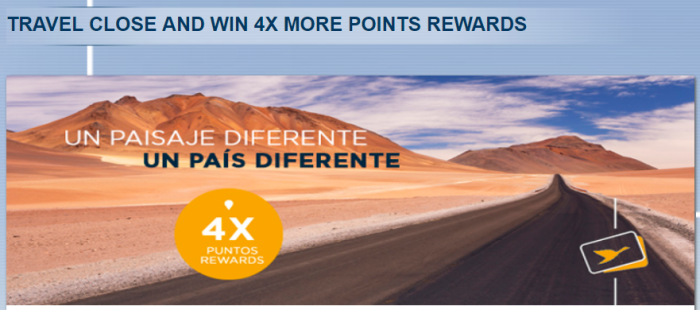 Le Club AccorHotels Argentina, Chile & Peru Quadruple Points February 8 – March 31, 2018 (Book By February 28)