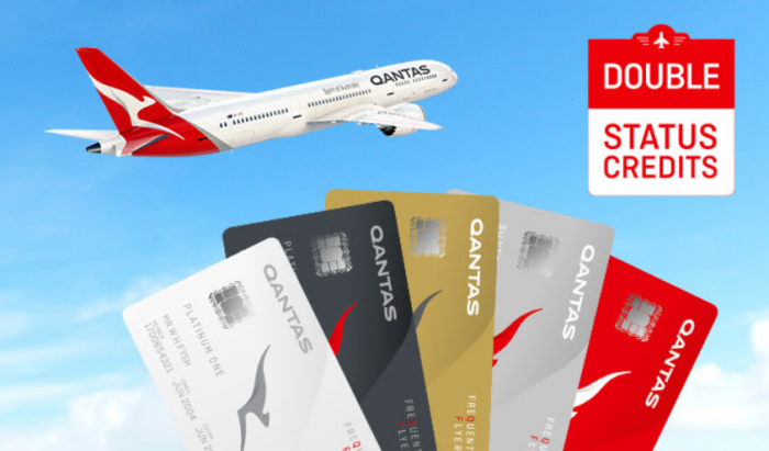 Qantas Double Tier Credits For Flights Booked February 1 – 5, 2018