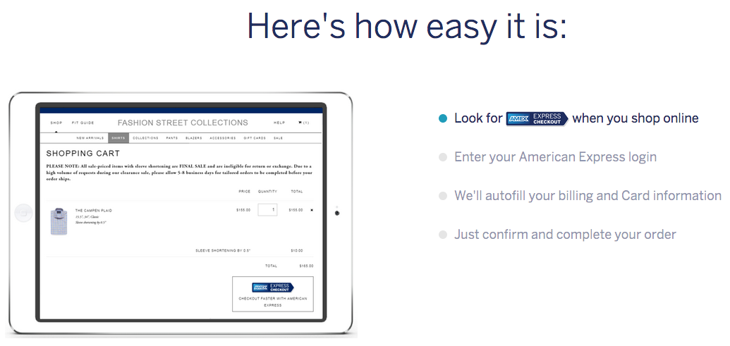 American Express Checkout >> U S Based Amex Cardholders Can Now Earn Two Additional