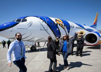 Southwest Airlines National Double Rapid Rewards Points Promotion April 6 – June 13, 2018