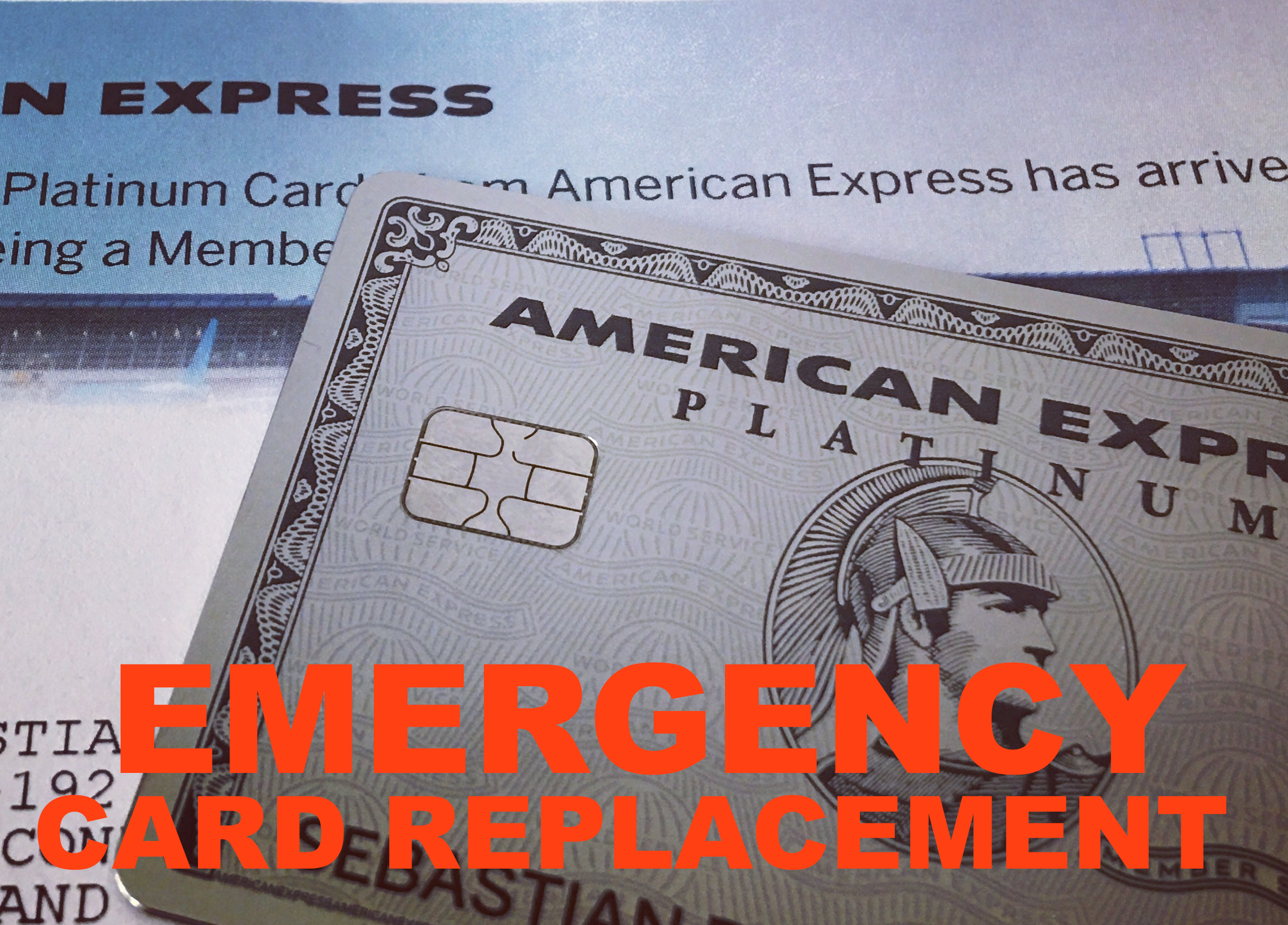 Review: Getting An American Express Card Replaced While