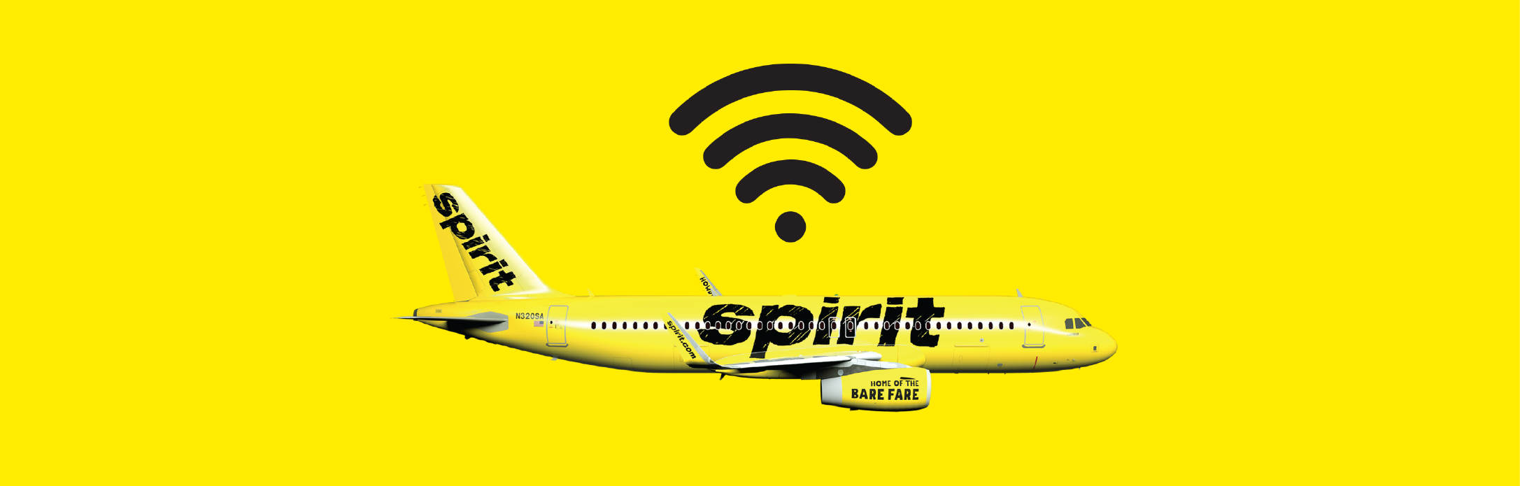 Spirit Airlines Is Installing Wifi On All Aircraft Starting November Completion Summer Of 2019 Loyaltylobby