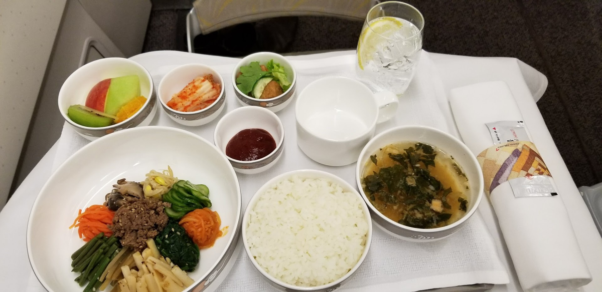 Asiana In Flight Meal Fiasco Most Some Flights Ex Seoul