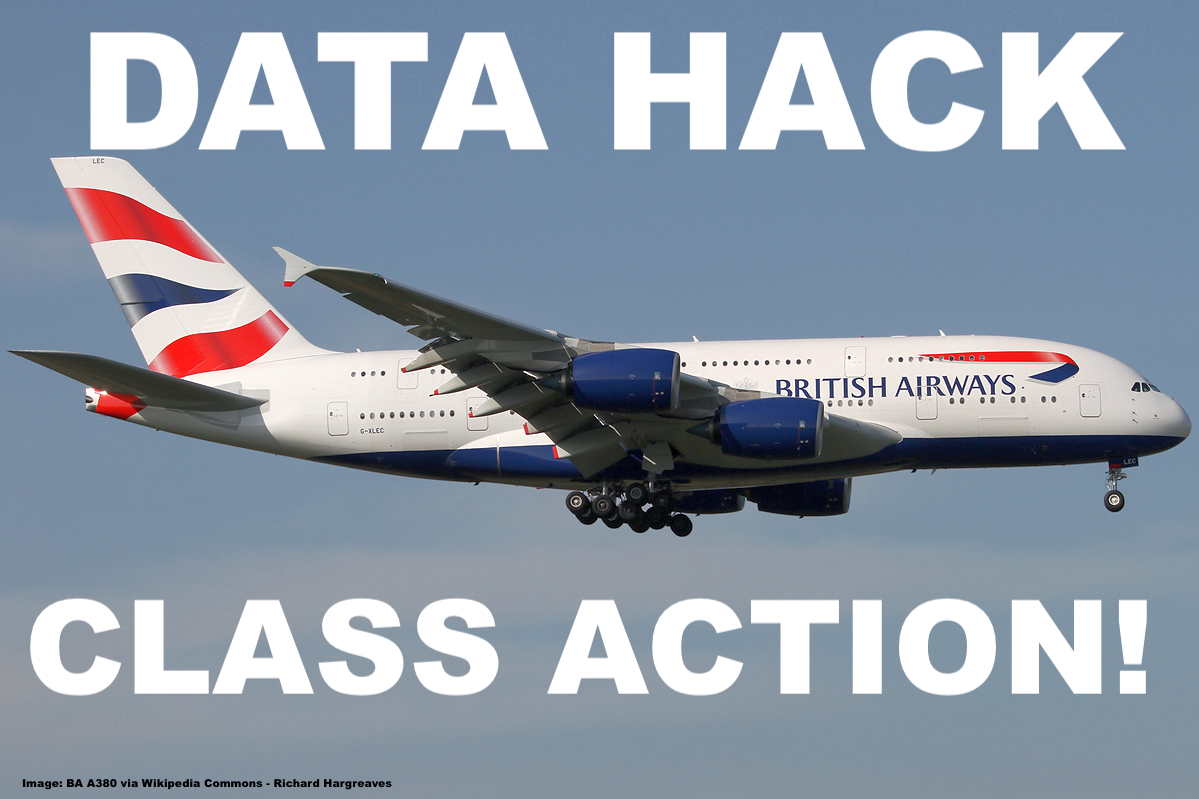British Airways Is Being Sued In Class Action Lawsuit Over Credit