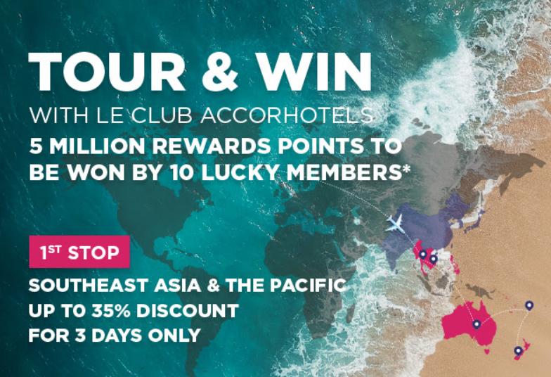 Update  Le Club Accorhotels Asia