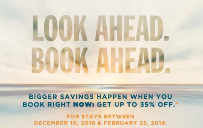 Radisson Rewards 35% Off Sale For Stays December 10 – February 25, 2019 (Book October 1 – 21)