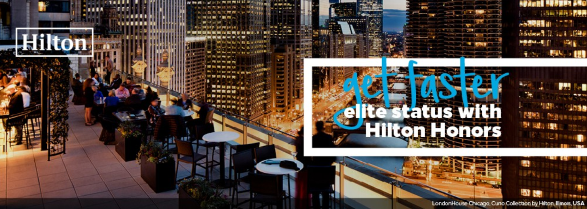 Hilton Honors Gold & Diamond Fast Track Offers With Instant Silver