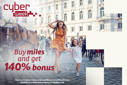 Avianca's LifeMiles program has been getting considerable attention lately, and now the program is running a promotion that let's you score a pretty great deal on purchased miles. From now through November 27, , you can buy them with a % bonus — no matter how many (or few) you buy. With the bonus, you'll be purchasing the miles.