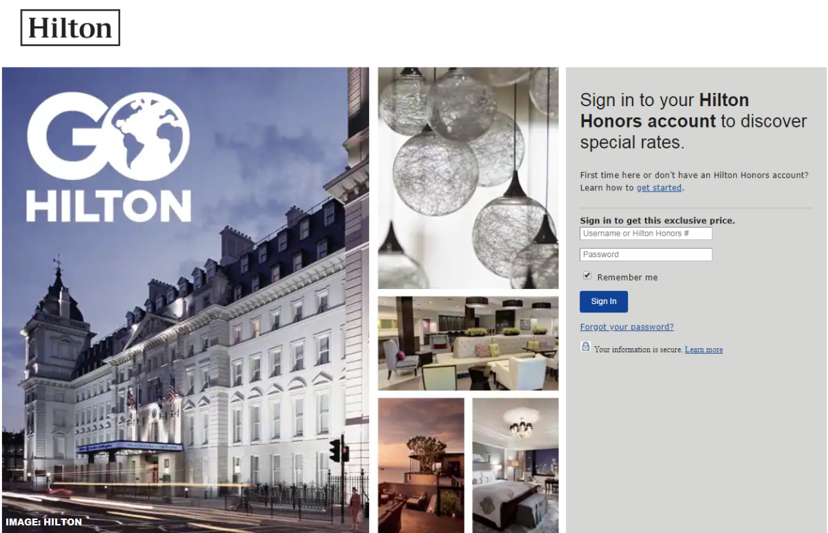 Hilton Honors 50% Off Friends & Family Rate Plan | LoyaltyLobby