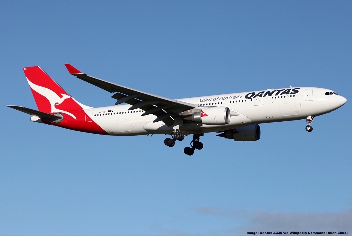 qantas will resume flights to fiji after 20 years with 4x