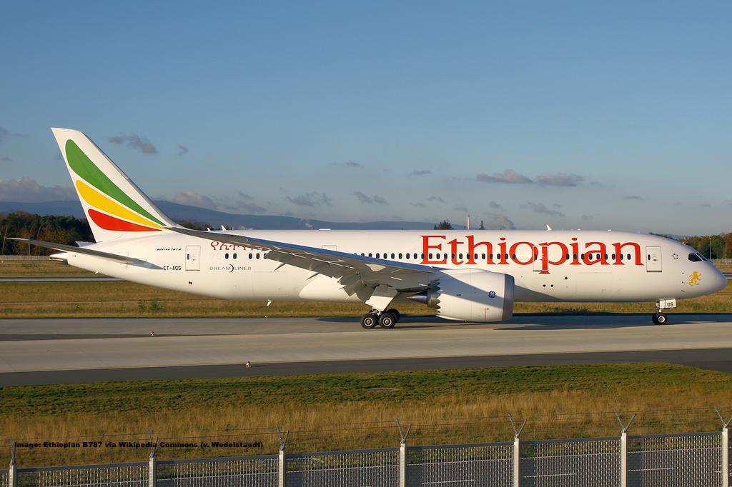 Ethiopian Airlines Boeing 737 Max-8 Crashes En Route To Kenya, 157 ...