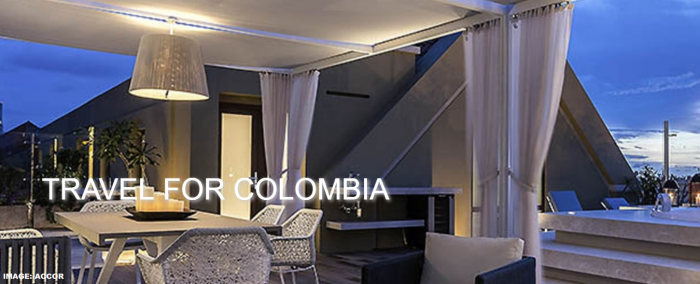 Le Club AccorHotels Colombia Triple Points March 12 – April 30, 2019