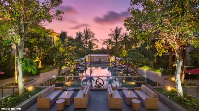 Hilton Garden Inn Bali Airport
