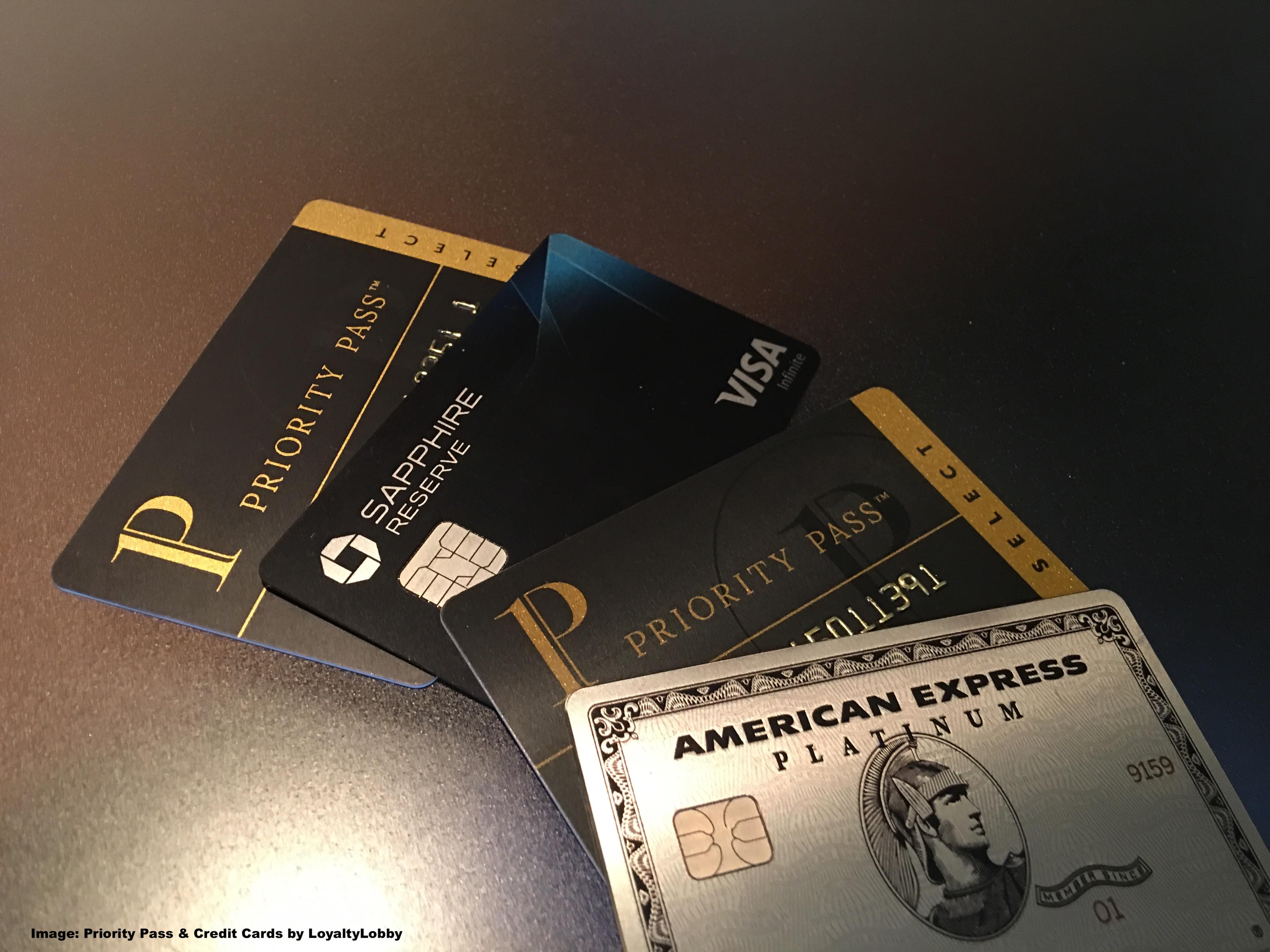 Update: American Express (U.S.) Cuts Priority Pass Restaurant Use
