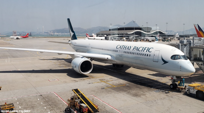 Cathay Pacific Passenger Deceased In SFO Lounge - Body Not