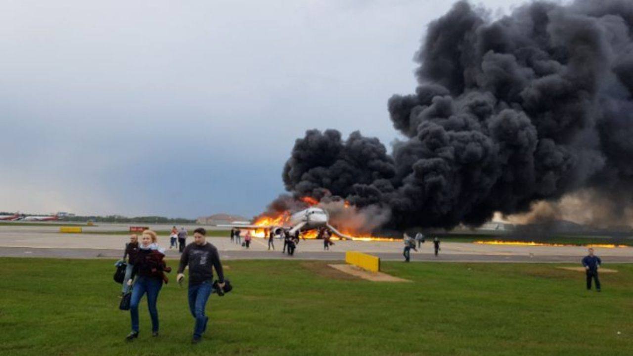 UPDATE: Aeroflot SU1492 Moscow Incident, 41 Fatalities