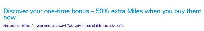 AIr France - KLM Flying Blue Mystery Bonus Sale Bonus