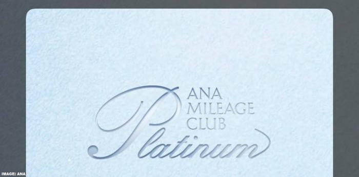 ANA Mileage Club Platinum