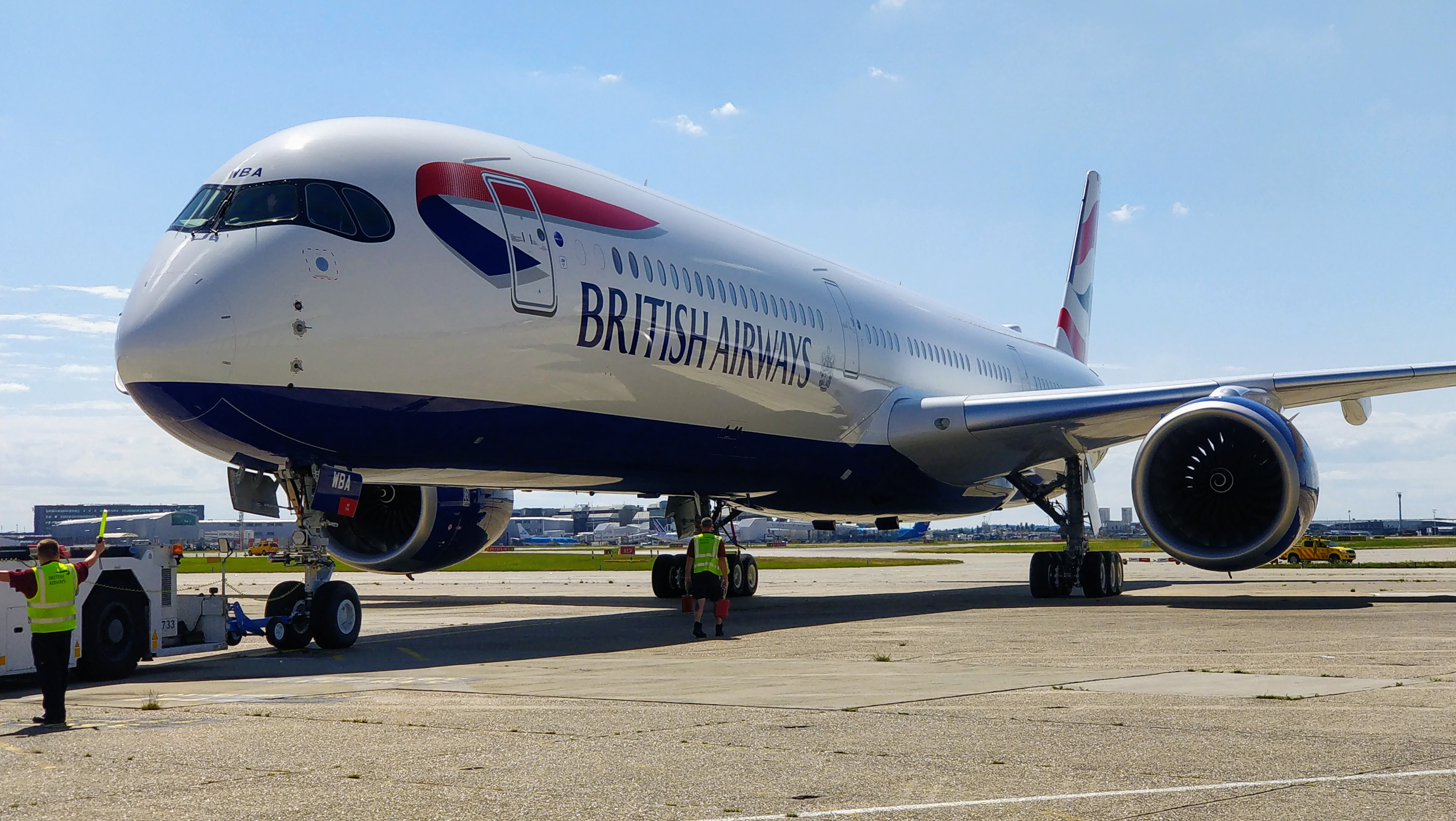 PHOTO REPORT: British Airways presents their New Club Suite