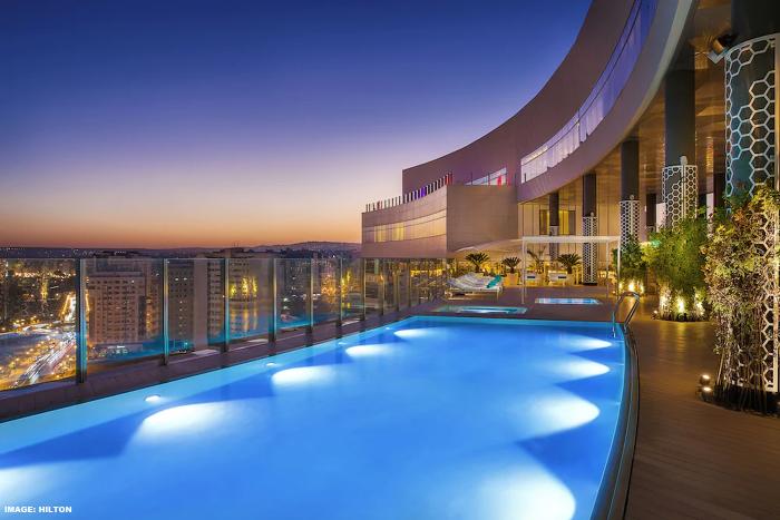 Hilton Tanger City Center