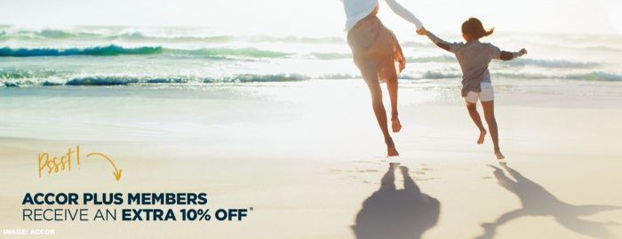 Le Club AccorHotels Asia-Pacific Sale