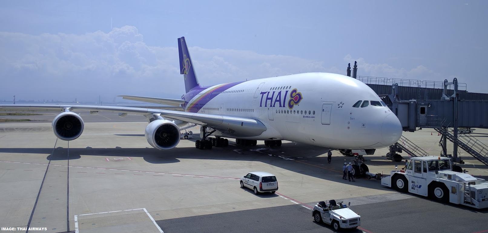 Thai Airways 50% Off Award Ticket Promotion For Travel ...