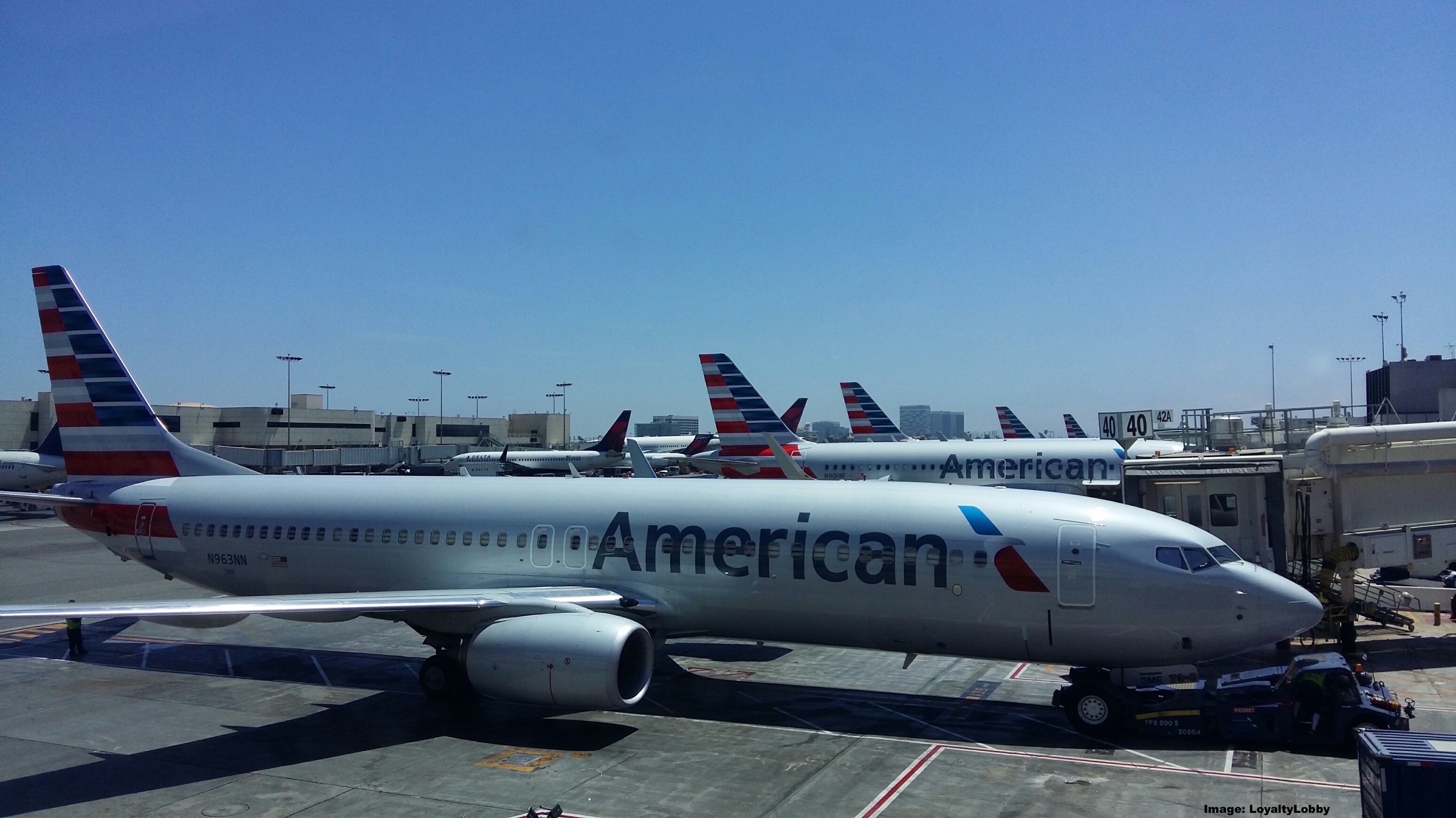 Disgruntled American Airlines Mechanic Arrested In Miami For