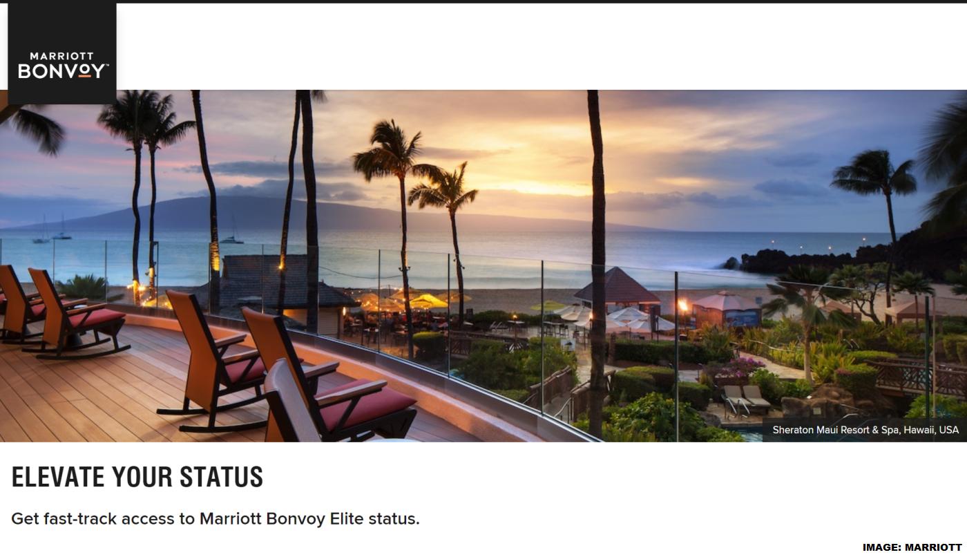 Marriott Bonvoy Status Match Challenge 2020 Loyaltylobby
