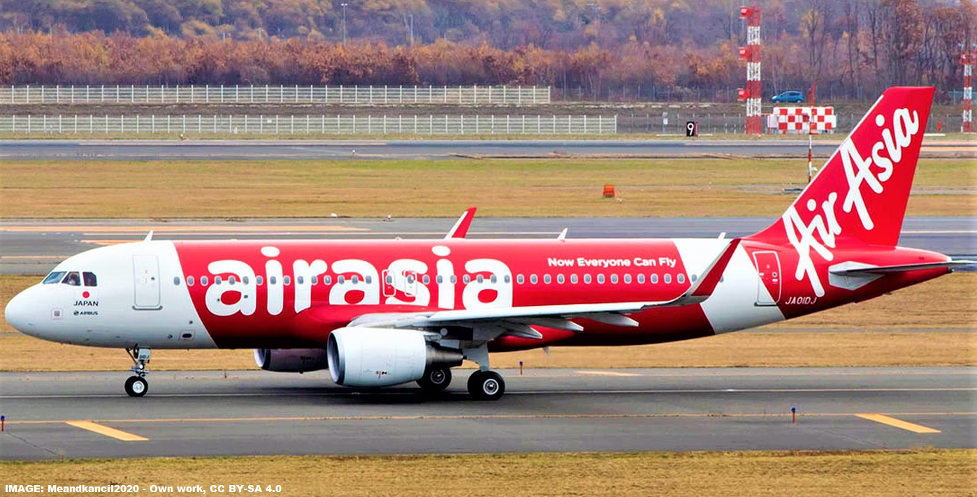 AirAsia Cancels Operations In Japan
