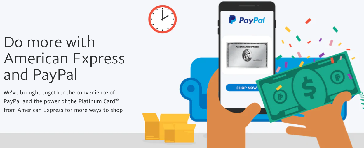 American Express Platinum Card US$7 PayPal Credit - Last Call For