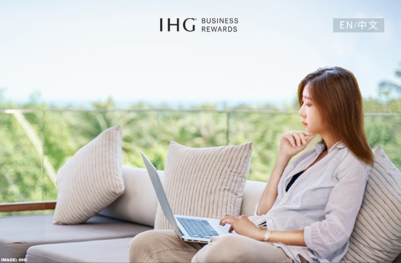 IHG Business Rewards Greater China Double Points Through December 31, 2021